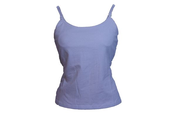 Image of   Glamourmom Amme Tank Top Hvid